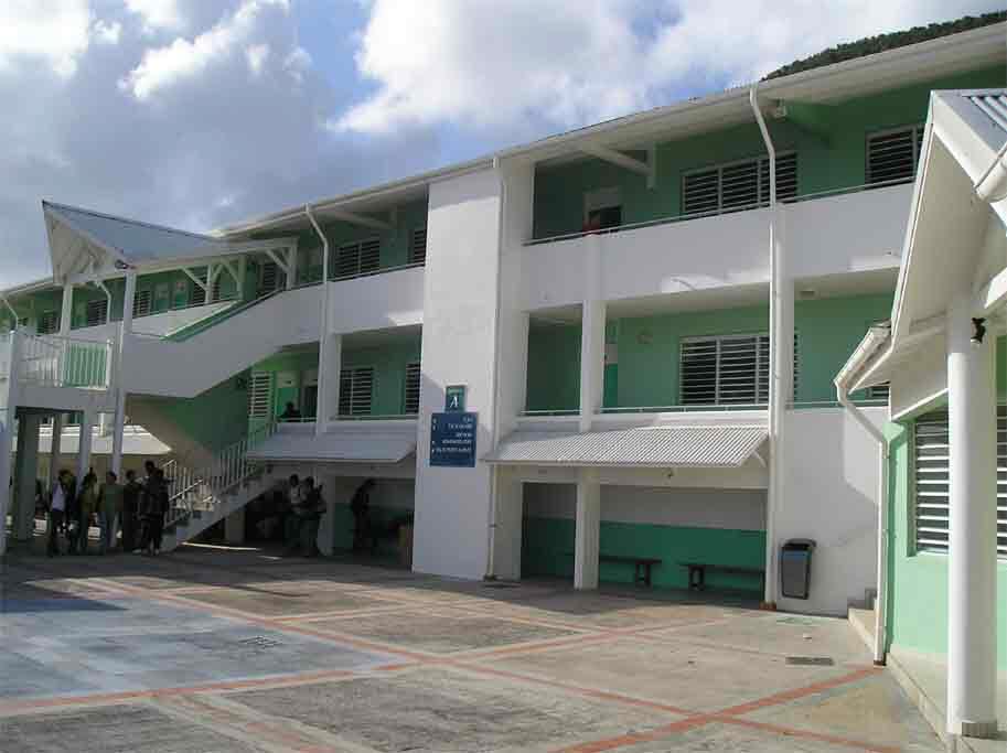 Collège Maryse Condé de La Désirade