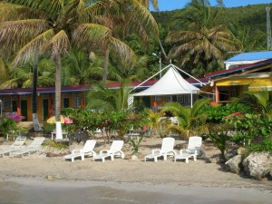 Oualiri Beach Hotel à La Désirade