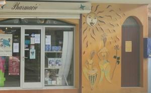 Façade - Pharmacie de La Desirade