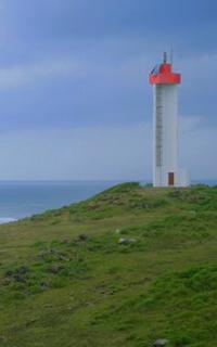 Le phare de la Pointe Doublé