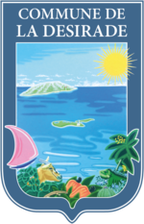 Logo commune La Desirade