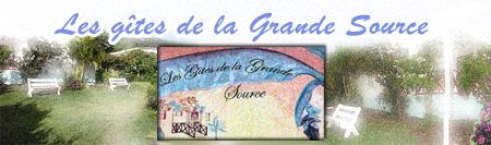 Logo Gîtes de la Grande Source - Désirade